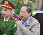 Bị cáo Trương Minh Tuấn: Bộ trưởng bút phê yêu cầu ký, tôi phải chấp hành