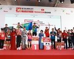 Giải Marathon quốc tế TP.HCM Techcombank 2019: