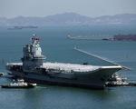 Trung Quốc đưa tàu sân bay tự đóng đầu tiên vào hoạt động