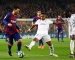 Barcelona và Real Madrid bất phân thắng bại trong trận 'siêu kinh điển'
