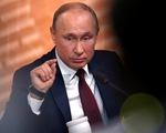 Ông Putin gửi đề xuất sửa hiến pháp lên quốc hội