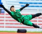 Đội hình xuất phát U23 Việt Nam: Tiến Dũng bắt chính, Đức Chinh đá cặp Tiến Linh