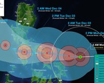 Trận đấu giữa U22 Việt Nam và U22 Singapore có bị hoãn do bão Kammuri?