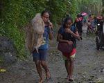 Người Philippines bồng bế chạy siêu bão Kammuri, SEA Games