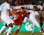 Báo Indonesia muốn U22 Việt Nam thắng Thái Lan để chắc cửa đi tiếp