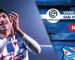 Lịch truyền hình Văn Hậu và CLB Heerenveen ở Giải vô địch quốc gia Hà Lan