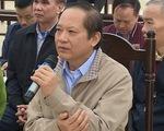 Cựu Bộ trưởng Trương Minh Tuấn bị đề nghị 14-16 năm tù