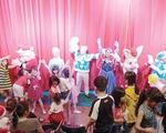 Nhà hát múa rối Nụ Cười mở rộng sô diễn cho thiếu nhi nước ngoài