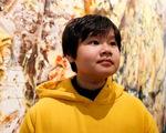 Xèo Chu - Thần đồng hội họa Việt được ví như danh họa Pollock