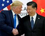 Ông Trump khoe Trung Quốc bắt đầu mua nông sản số lượng lớn
