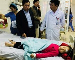 130 học sinh mầm non Vườn Mặt Trời nhập viện nghi bị ngộ độc