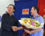 Viện KSND TP Nha Trang xin lỗi ông Thái Xuân Đàn vì đã gây oan sai cho ông