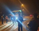 Lần thứ 6 dân ngăn xe rác vào bãi rác Sóc Sơn