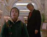 Video Giáng sinh, ông Trump ôn lại kỷ niệm đóng phim