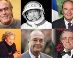 10 nhân vật nổi tiếng hoặc gây tranh cãi đã giã từ thế giới năm 2019