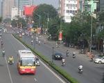 Hà Nội phân luồng giao thông để thi công tuyến đường 40m