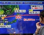 """Truyền hình Nhật đưa tin nhầm vụ Triều Tiên phóng tên lửa làm """"quà Giáng sinh"""""""