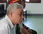 Viện kiểm sát bác đề nghị miễn trách nhiệm hình sự cho cựu chánh án Phú Yên