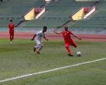 Hòa Saudi Arbia, U23 Jordan phát