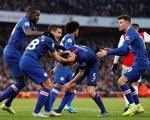 Bốn phút bùng nổ, Chelsea thắng ngược kịch tính Arsenal trên sân Emirates