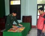 Lại phát hiện chất nghi ma túy dọc biển Thừa Thiên Huế