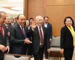 Tổng bí thư, Chủ tịch nước dự hội nghị Chính phủ với địa phương