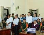 Nhóm cán bộ quốc phòng buôn xăng giả bị tuyên án trong đêm