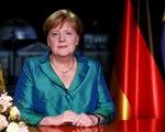 Bà Angela Merkel: