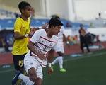 Thắng Malaysia, U22 Campuchia vào bán kết SEA Games 2019