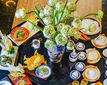 """Ngắm những món ăn cung đình """"sang chảnh"""" của đầu bếp Top Chef Vietnam"""