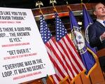 Phe Dân chủ tung 300 trang tài liệu tố ông Trump phá hoại nước Mỹ