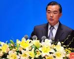 Bộ Ngoại giao Trung Quốc xài Twitter, kêu gọi