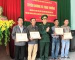 Khởi tố vụ án ma túy đá trôi dạt biển Quảng Trị