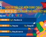Cập nhật SEA Games 30: chưa đấu Việt Nam đã có thêm 1 HCV