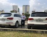 2 xe Audi trùng biển số