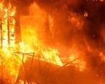 Nhà hàng bùng cháy lúc rạng sáng, 4 người thiệt mạng