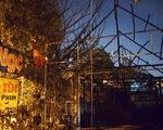 Bình Dương: Quán lẩu và quán cà phê bị cháy rụi lúc rạng sáng