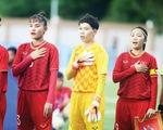 Lo thi đấu, cầu thủ nữ Việt Nam