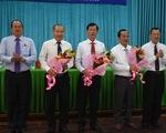 Ông Lê Văn Phước được bầu giữ chức vụ phó chủ tịch UBND tỉnh An Giang