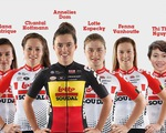 Nguyễn Thị Thật cùng đội đua Lotto Soudal thắng lớn tại Tây Ban Nha