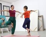 Cuộc sống mới với yoga và thiền