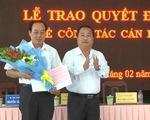 Sóc Trăng có bí thư thành ủy kiêm chủ tịch UBND thành phố