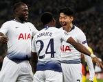 Thắng tưng bừng Dortmund, Tottenham đặt một chân vào tứ kết