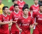 Đội tuyển Việt Nam vẫn chờ trận