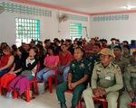 Malaysia cảm ơn Campuchia thả 47 công dân bị phạt tù
