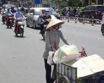 Mưa dông bao trùm Bắc Bộ, Nam Bộ tiếp tục nắng nóng