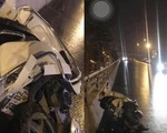 Bắt nghi phạm lái xe tông chết 2 người rồi bỏ trốn ở Hà Nội