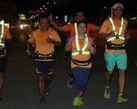 Chạy siêu marathon dưới… ánh trăng