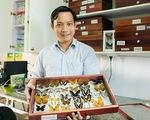 Nhà khoa học Đại học Duy Tân phát hiện loài chuồn chuồn kim mới ở Tây Nguyên