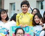 TP.HCM mời hoa hậu H'Hen Niê làm đại sứ hình ảnh Lễ hội áo dài 2019